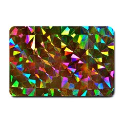 Cool Glitter Pattern Small Doormat  by Costasonlineshop