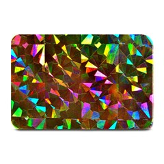 Cool Glitter Pattern Plate Mats by Costasonlineshop