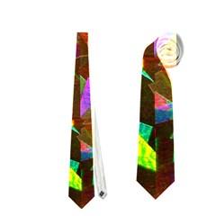 Cool Glitter Pattern Neckties (one Side)  by Costasonlineshop