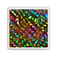 Cool Glitter Pattern Memory Card Reader (Square)  by Costasonlineshop