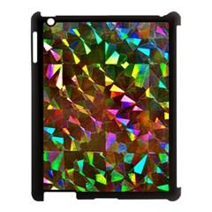Cool Glitter Pattern Apple Ipad 3/4 Case (black) by Costasonlineshop