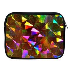 Cool Glitter Pattern Apple Ipad 2/3/4 Zipper Cases by Costasonlineshop
