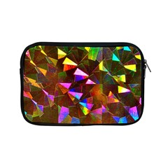 Cool Glitter Pattern Apple Ipad Mini Zipper Cases by Costasonlineshop