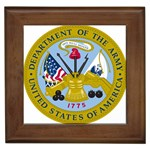 ARMY SEAL Framed Tile