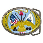 ARMY SEAL Belt Buckle