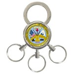 ARMY SEAL 3-Ring Key Chain