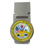 ARMY SEAL Money Clip (Round)