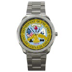 ARMY SEAL Sport Metal Watch