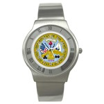 ARMY SEAL Stainless Steel Watch