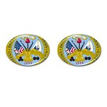 ARMY SEAL Cufflinks (Oval)