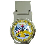 ARMY SEAL Money Clip Watch