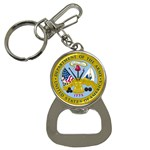 ARMY SEAL Bottle Opener Key Chain