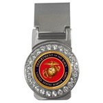 MARINE CORP SEAL Money Clip (CZ)