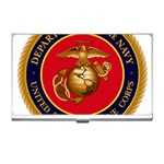 MARINE CORP SEAL Business Card Holder