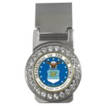AIR FORCE SEAL Money Clip (CZ)