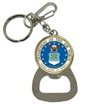 AIR FORCE SEAL Bottle Opener Key Chain