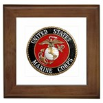 MARINE SEAL Framed Tile