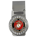 MARINE SEAL Money Clip (CZ)