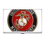 MARINE SEAL Business Card Holder