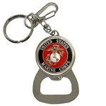 MARINE SEAL Bottle Opener Key Chain