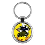 PRIME RIBS SEAL Key Chain (Round)