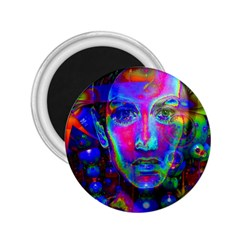 Night Dancer 2.25  Magnets by icarusismartdesigns
