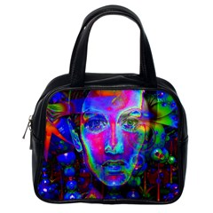 Night Dancer Classic Handbags (one Side) by icarusismartdesigns