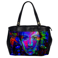 Night Dancer Office Handbags by icarusismartdesigns