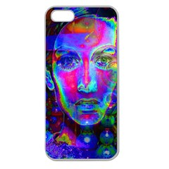 Night Dancer Apple Seamless Iphone 5 Case (clear) by icarusismartdesigns