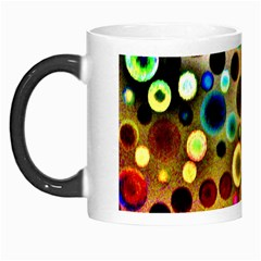 Colourful Circles Pattern Morph Mugs by Costasonlineshop