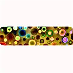 Colourful Circles Pattern Large Bar Mats