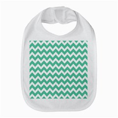 Chevron Pattern Gifts Bib