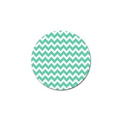 Chevron Pattern Gifts Golf Ball Marker (4 Pack)