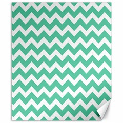 Chevron Pattern Gifts Canvas 8  X 10  by creativemom