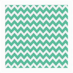 Chevron Pattern Gifts Medium Glasses Cloth (2 Side)