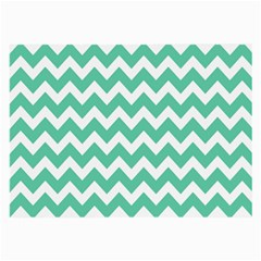 Chevron Pattern Gifts Large Glasses Cloth