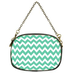 Chevron Pattern Gifts Chain Purses (one Side)