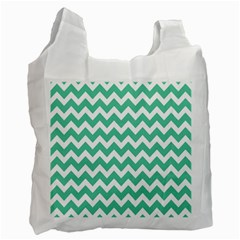 Chevron Pattern Gifts Recycle Bag (one Side)