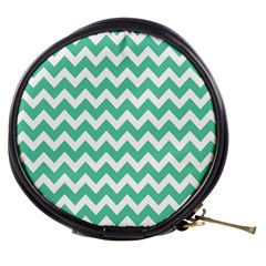 Chevron Pattern Gifts Mini Makeup Bags