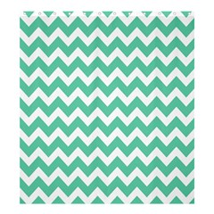 Chevron Pattern Gifts Shower Curtain 66  X 72  (large)