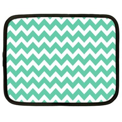 Chevron Pattern Gifts Netbook Case (xl)