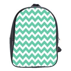 Chevron Pattern Gifts School Bags(large)