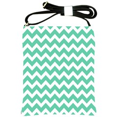 Chevron Pattern Gifts Shoulder Sling Bags