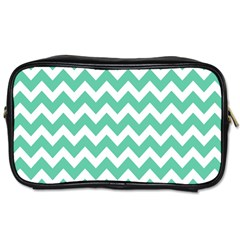 Chevron Pattern Gifts Toiletries Bags