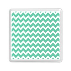 Chevron Pattern Gifts Memory Card Reader (square)