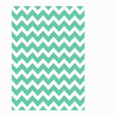 Chevron Pattern Gifts Large Garden Flag (two Sides)