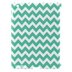 Chevron Pattern Gifts Apple Ipad 3/4 Hardshell Case (compatible With Smart Cover)