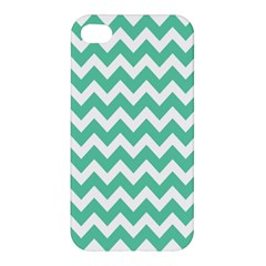 Chevron Pattern Gifts Apple Iphone 4/4s Premium Hardshell Case
