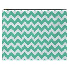 Chevron Pattern Gifts Cosmetic Bag (xxxl)