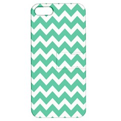 Chevron Pattern Gifts Apple Iphone 5 Hardshell Case With Stand